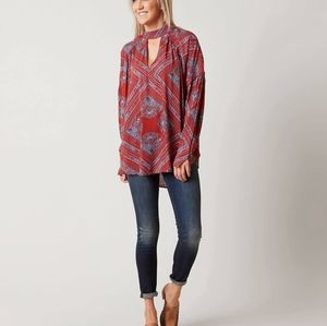 Walking on a dream Tunic Top